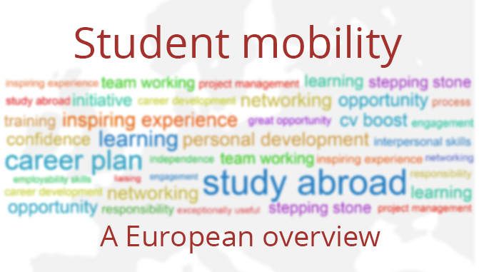 Student Mobility An Overview Eunis Research And Analysis Initiative