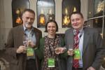 Jan Madey, Anna Pacholak and John Murphy, EUNIS