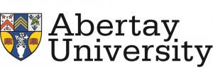 Colour Abertay Uni Logo