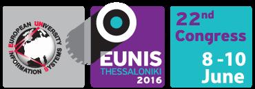 Logo EUNIS 2016