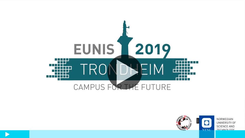 EUNIS 2019 video